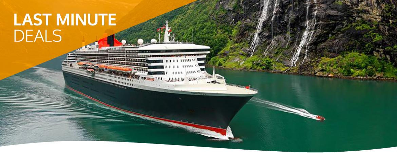 cunard last minute cruise deals